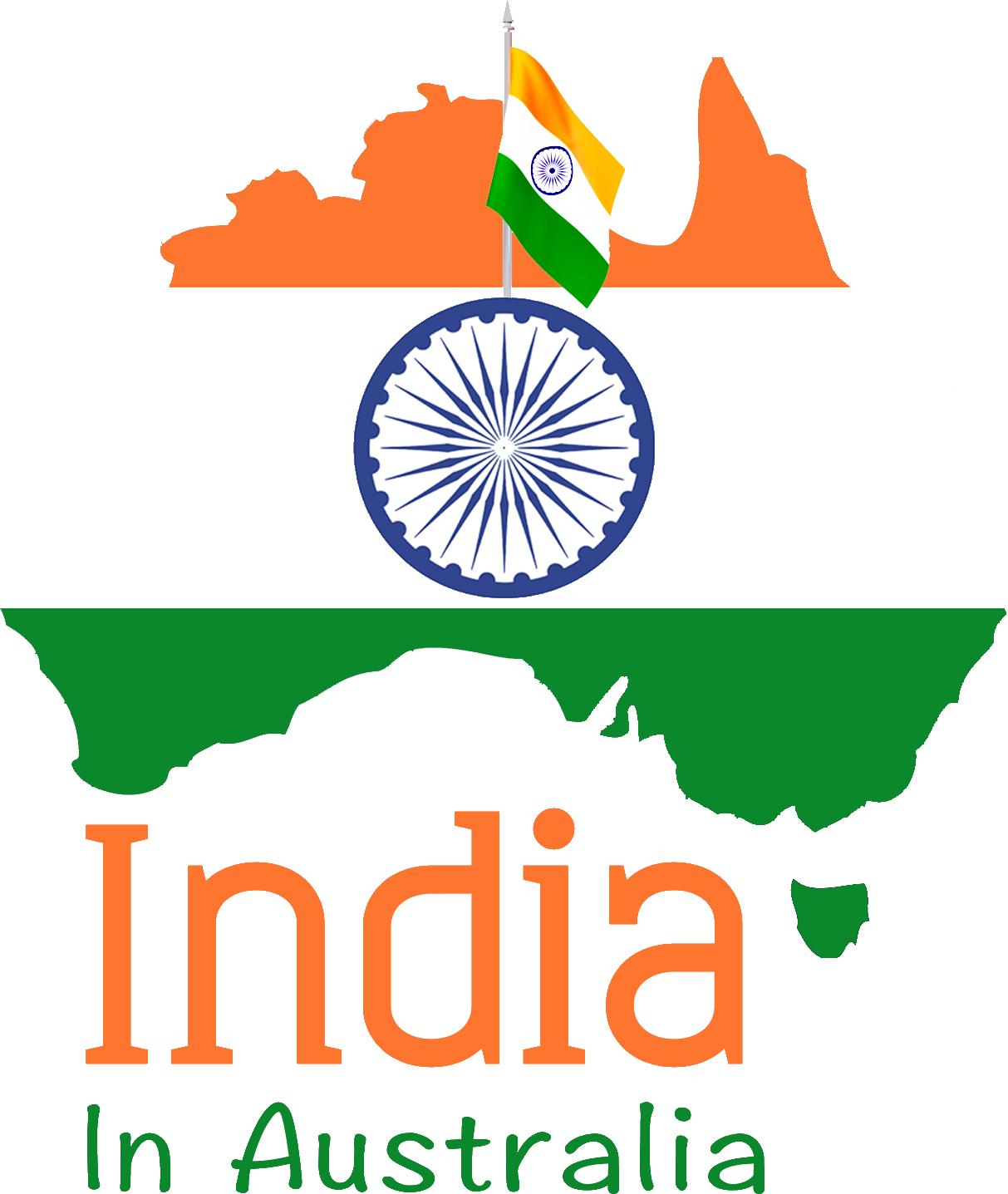 India In Australia Logo